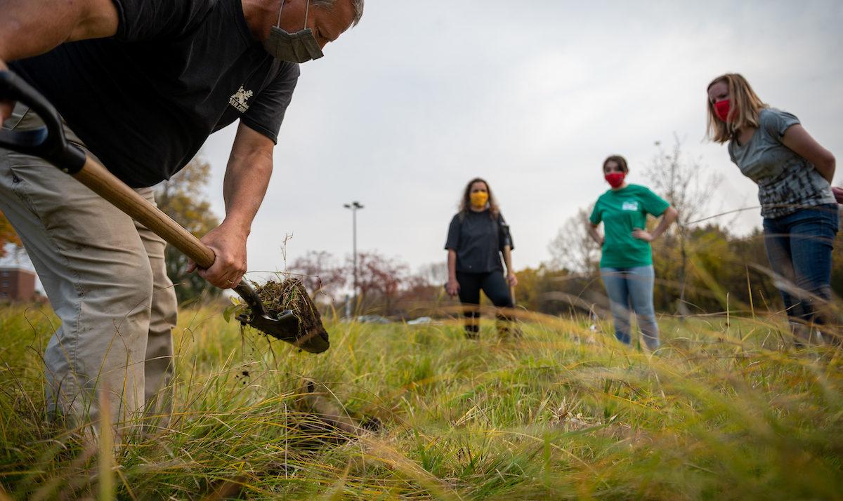 Ecological Restoration Institute Opens at UW-River Falls
