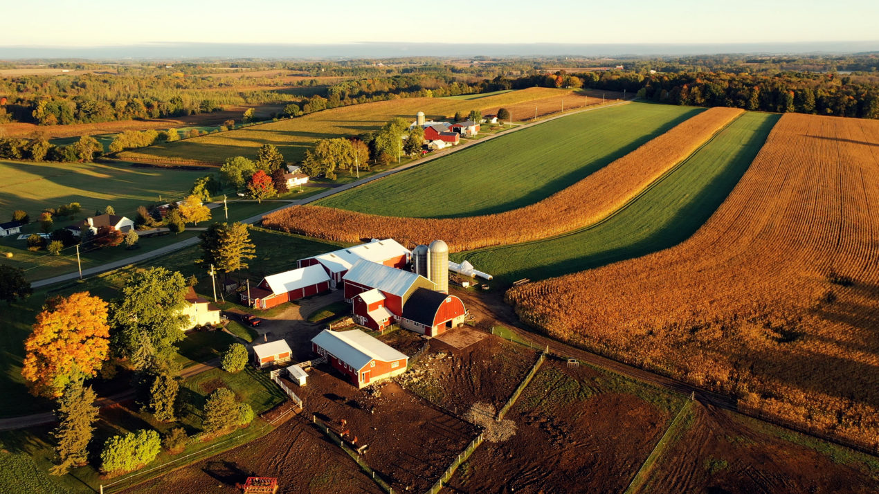 New Study Shows Air Quality Improving in America's Dairyland