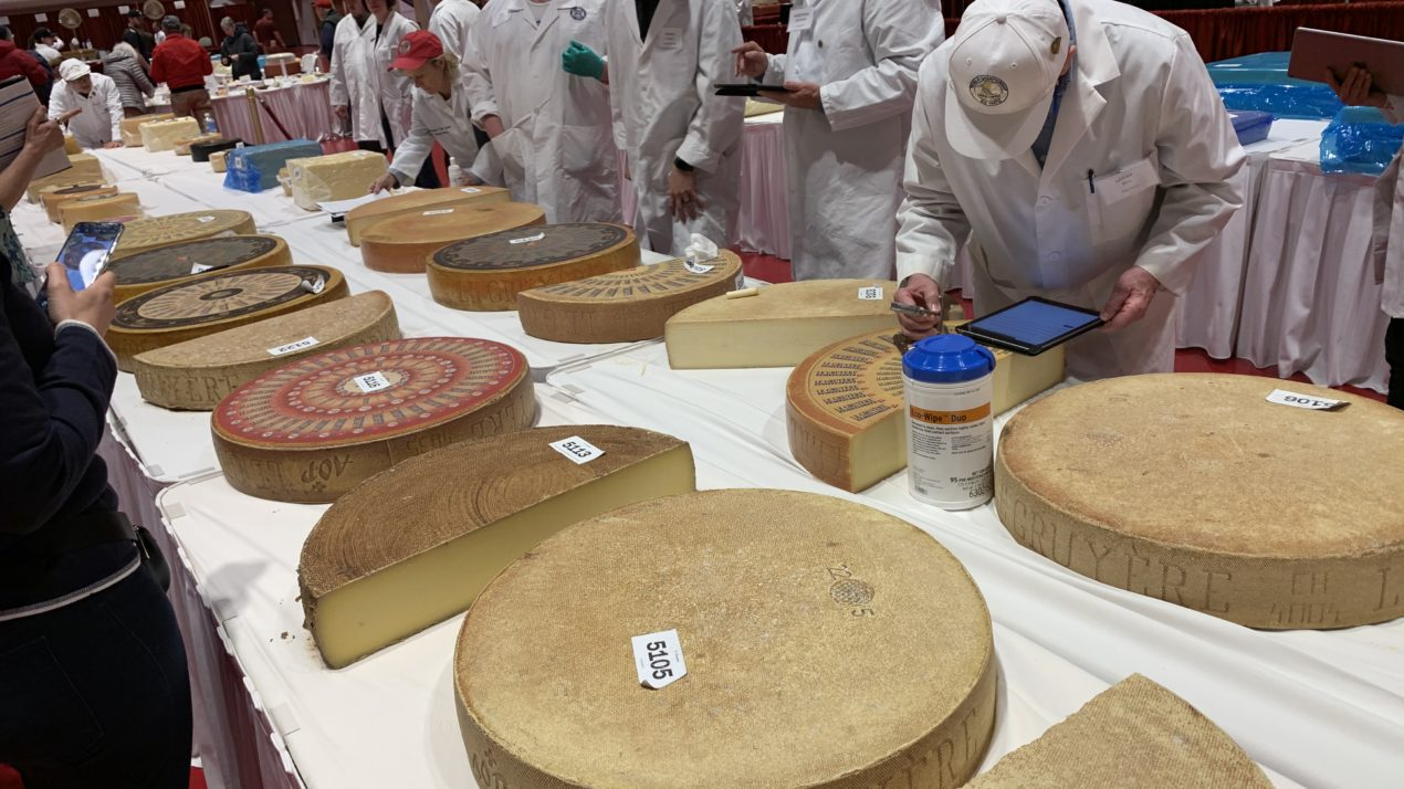 World Championship Cheese Contest Pushed Back to 2022