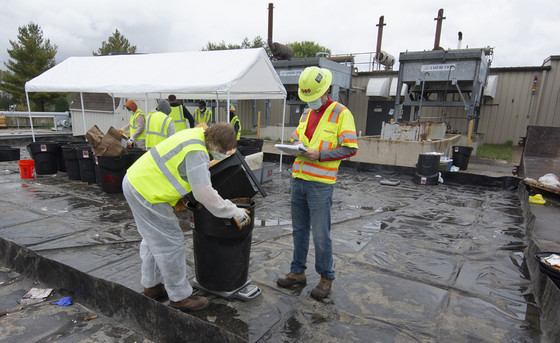 The Wisconsin DNR searches for waste trends and solutions in landfills