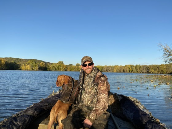 Waterfowl Hunters Encouraged To Wear Lifejackets