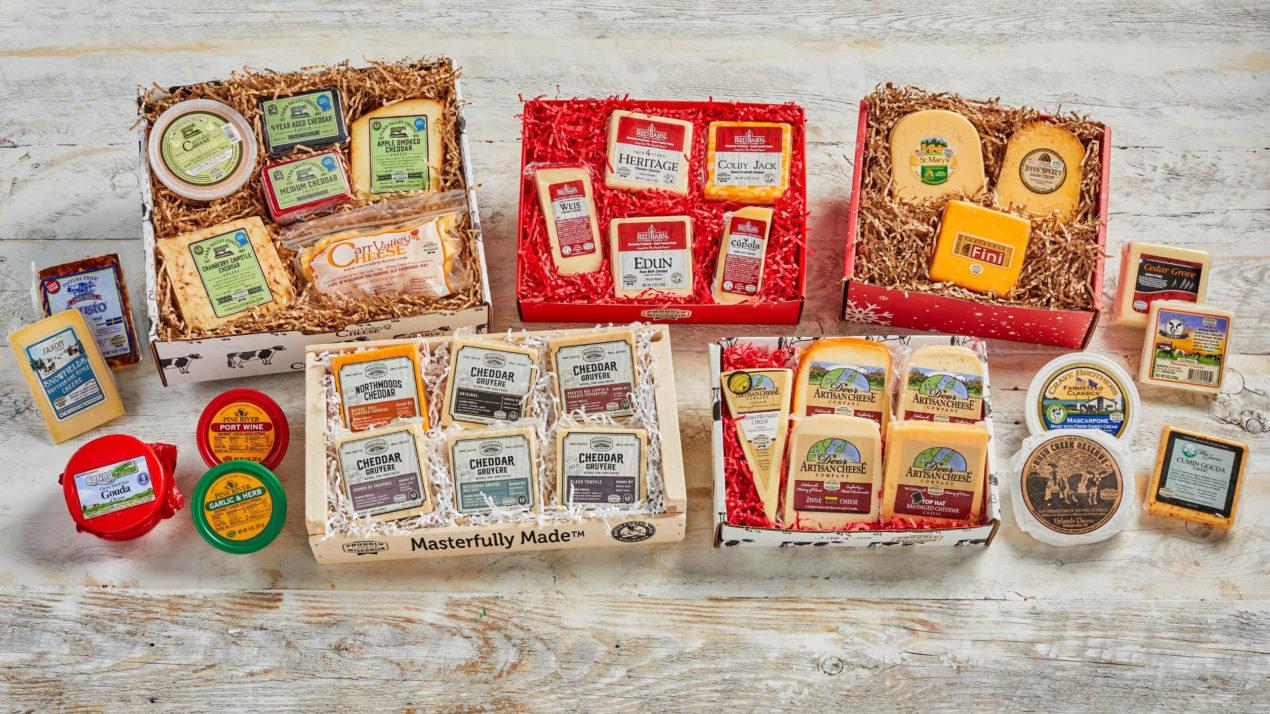Online Cheese Sales Soar 108%