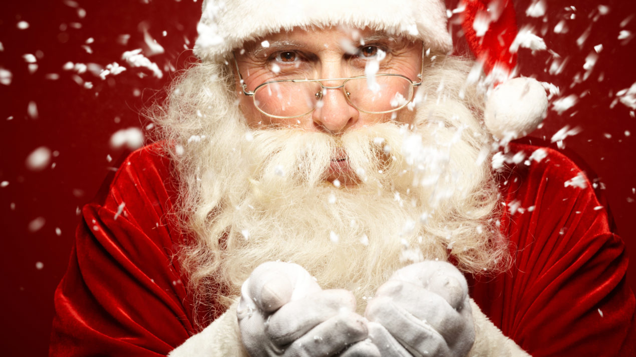 Santa Claus to Visit Farm Wisconsin Discovery Center