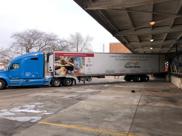 Farmers Union donates pork to Hunger Task Force in Milwaukee