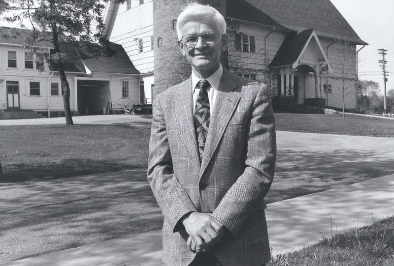 Former CALS dean Neal Jorgensen, professor emeritus of dairy science, dies at 85