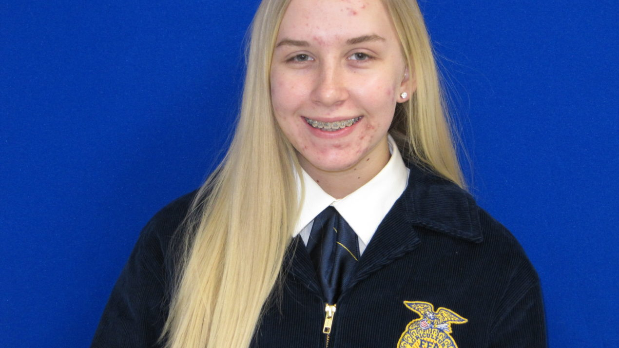 Lake Mills FFA Member Snags Grant for Chapter with Essay Contest Win