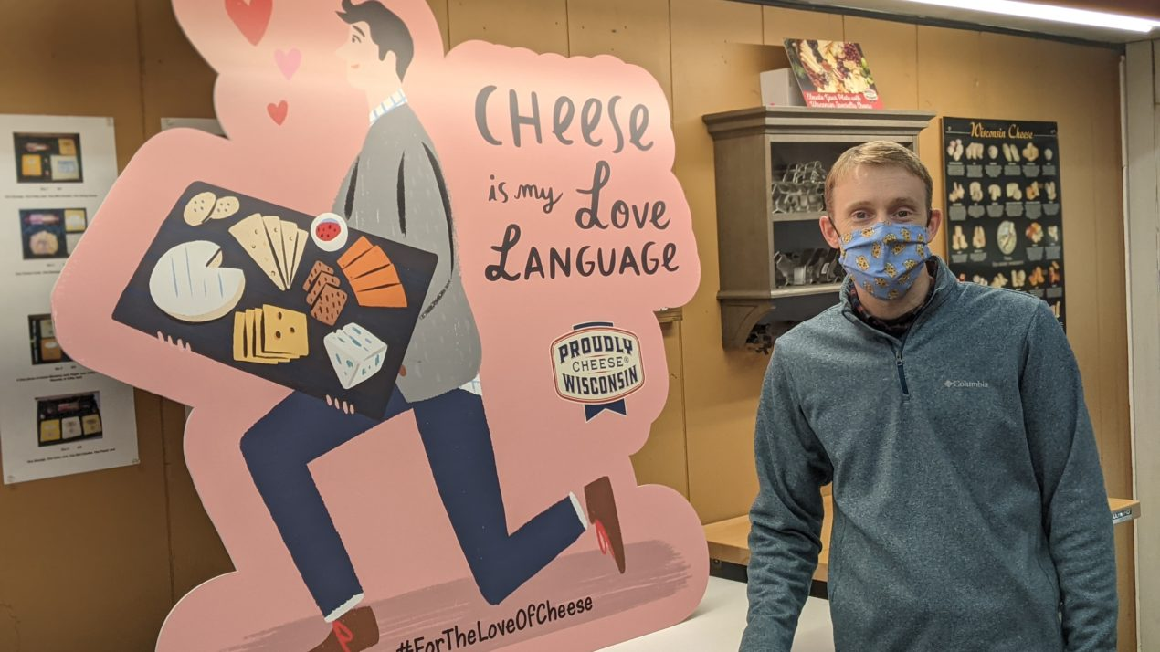 Le Coulee Cheese Castle spreads the love for Wisconsin's dairy industry