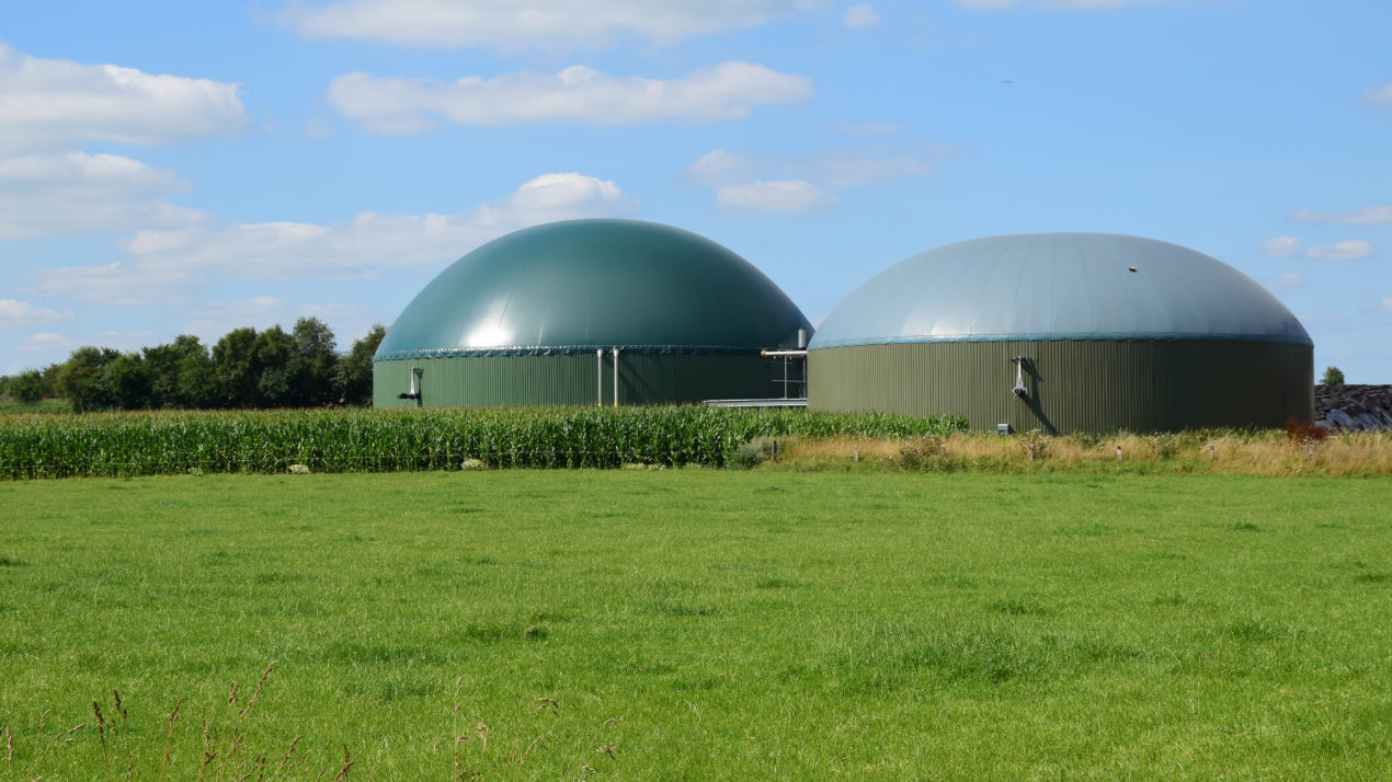 Maybe Messy at First, Manure Digesters Can Pay Off
