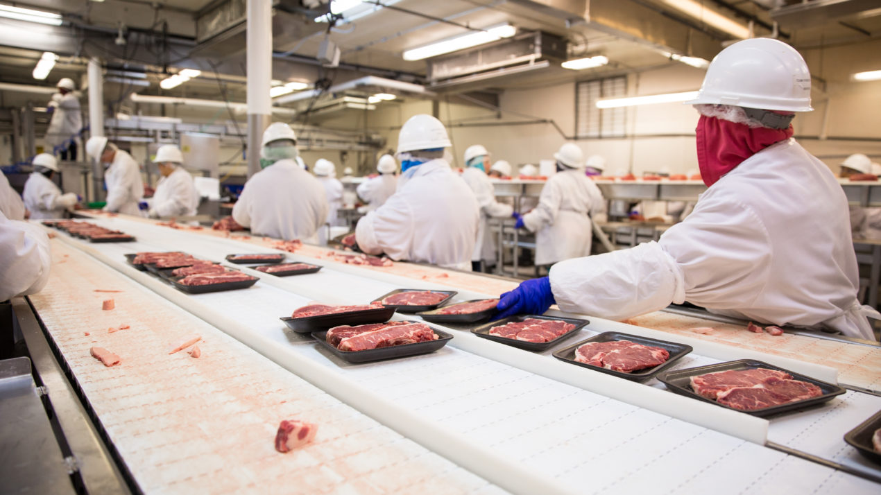 Op-Ed: The Monopoly on Meat