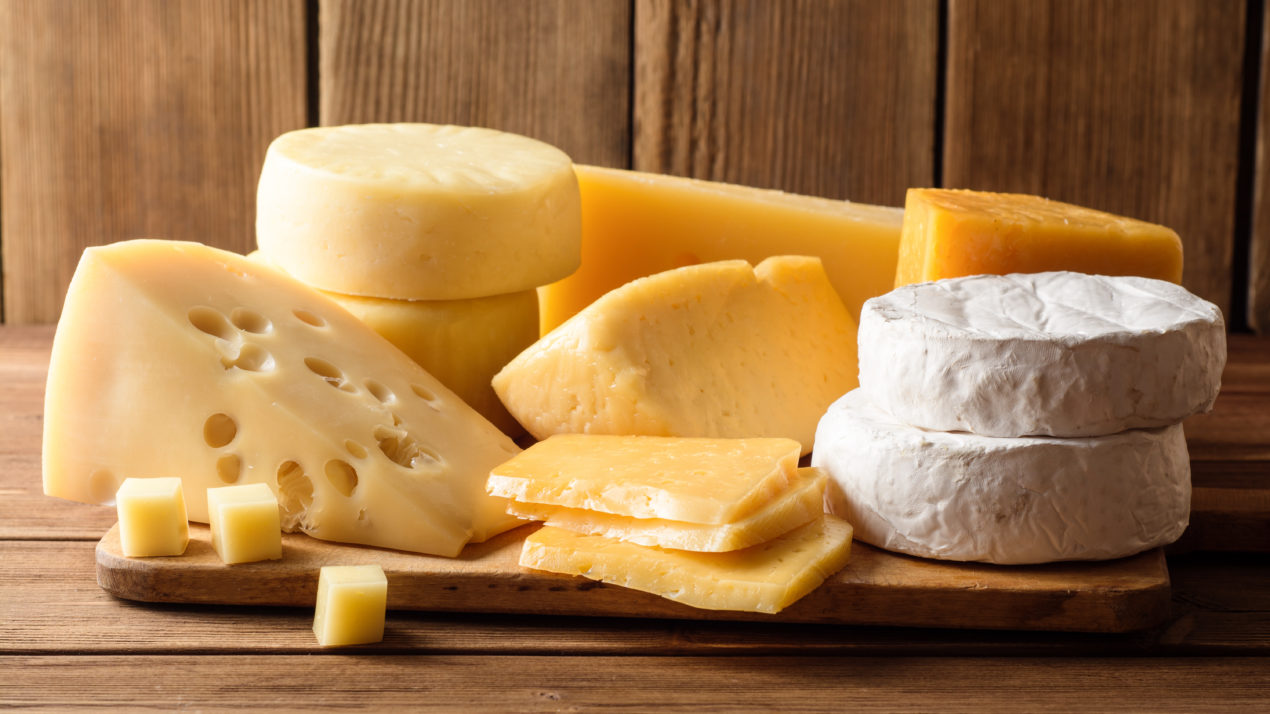 Reserve Ideas Showcase Space at CheeseExpo Global Online by January 26