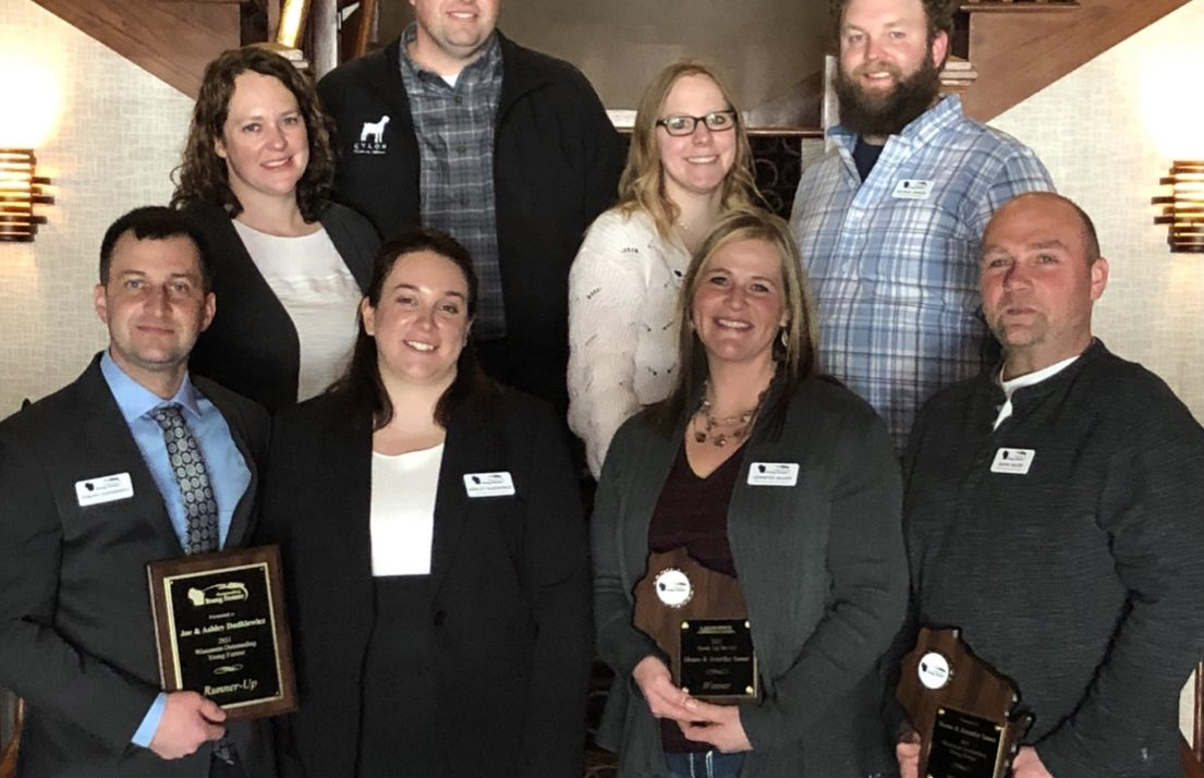 Wisconsin Outstanding Young Farmer Named