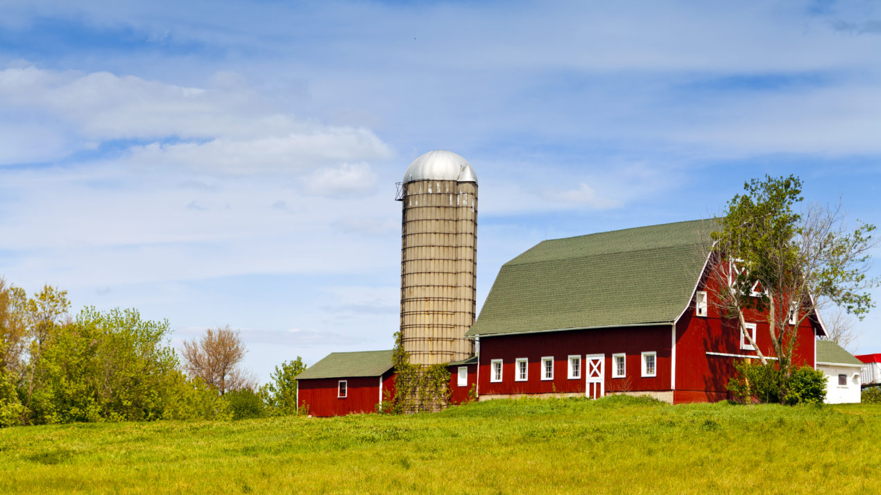 Century and Sesquicentennial Farm Award Application Deadline Nearing