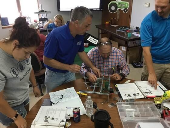 Equipment Manufacturers Inspire Career Conversations