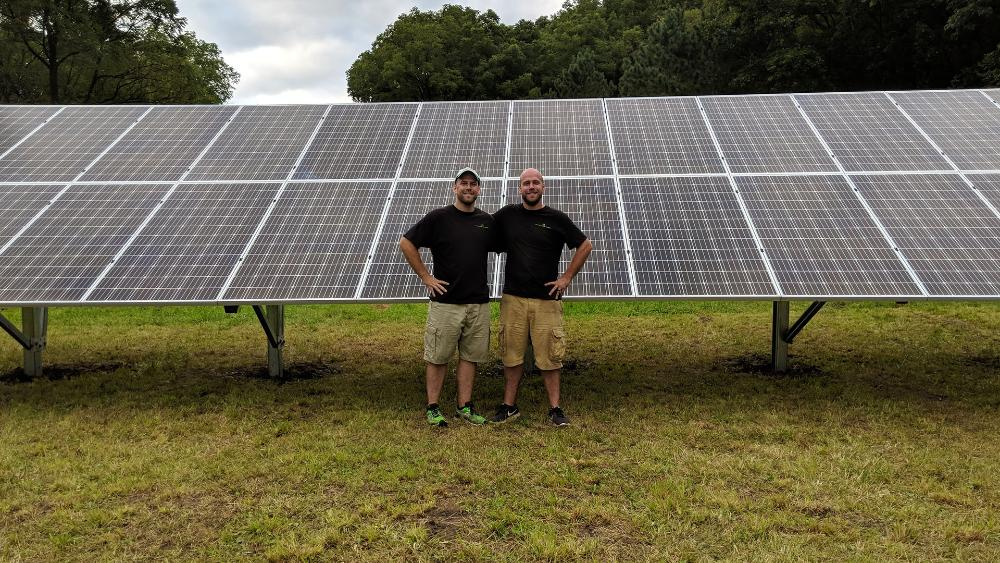 Onalaska business sees increased interest in solar energy