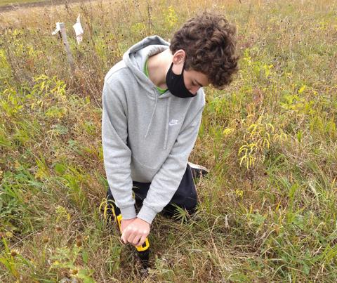 Schools Receive Pollinator Habitat Grants