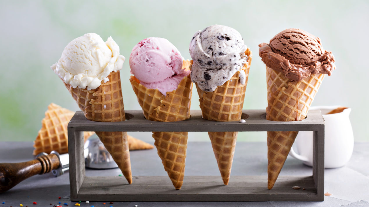 Winner and Finalists of Cedar Crest Ice Cream Flavor Creation Contest Announced