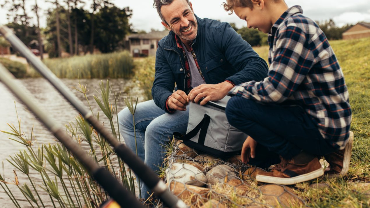 State Fishing Opener Is Saturday