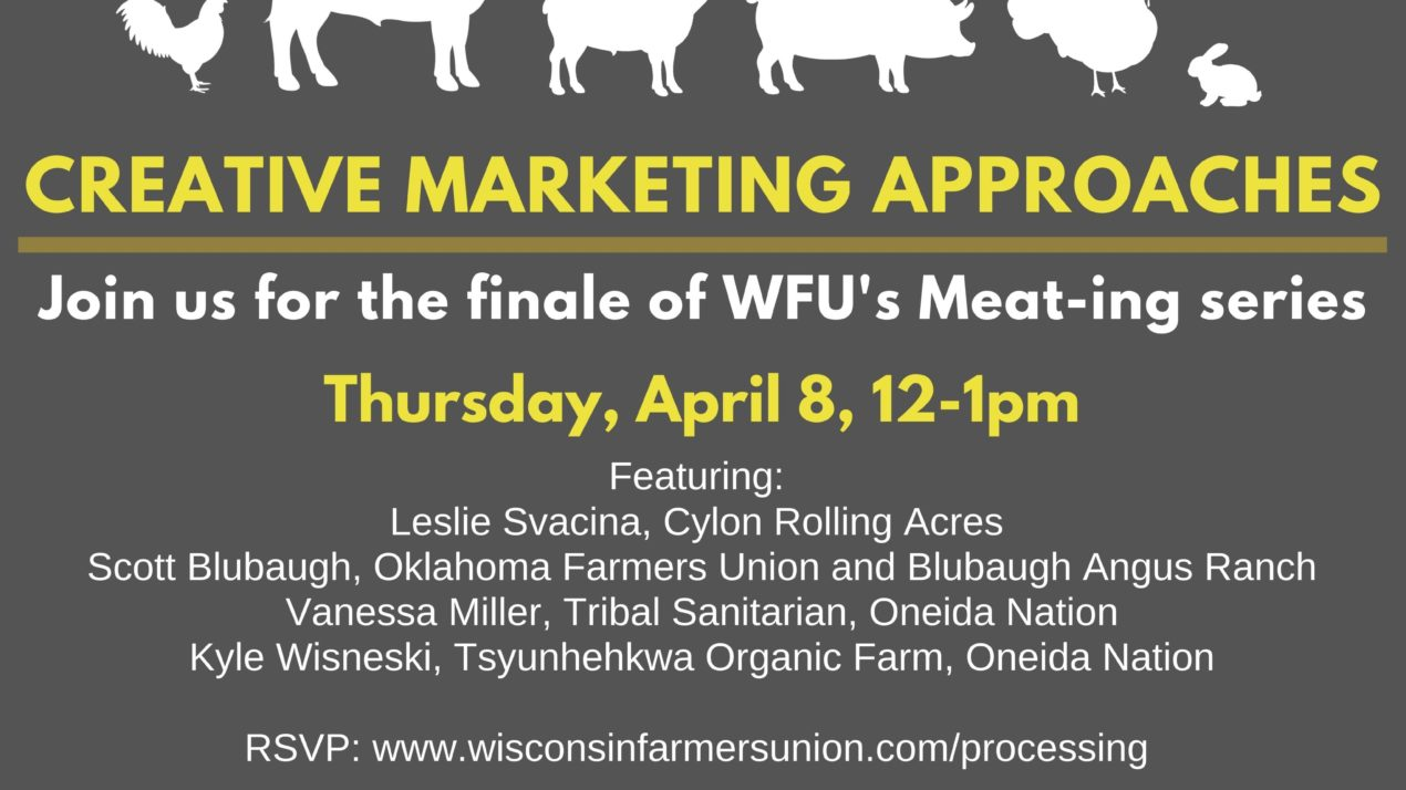 Unique Approaches To Local Meat Marketing