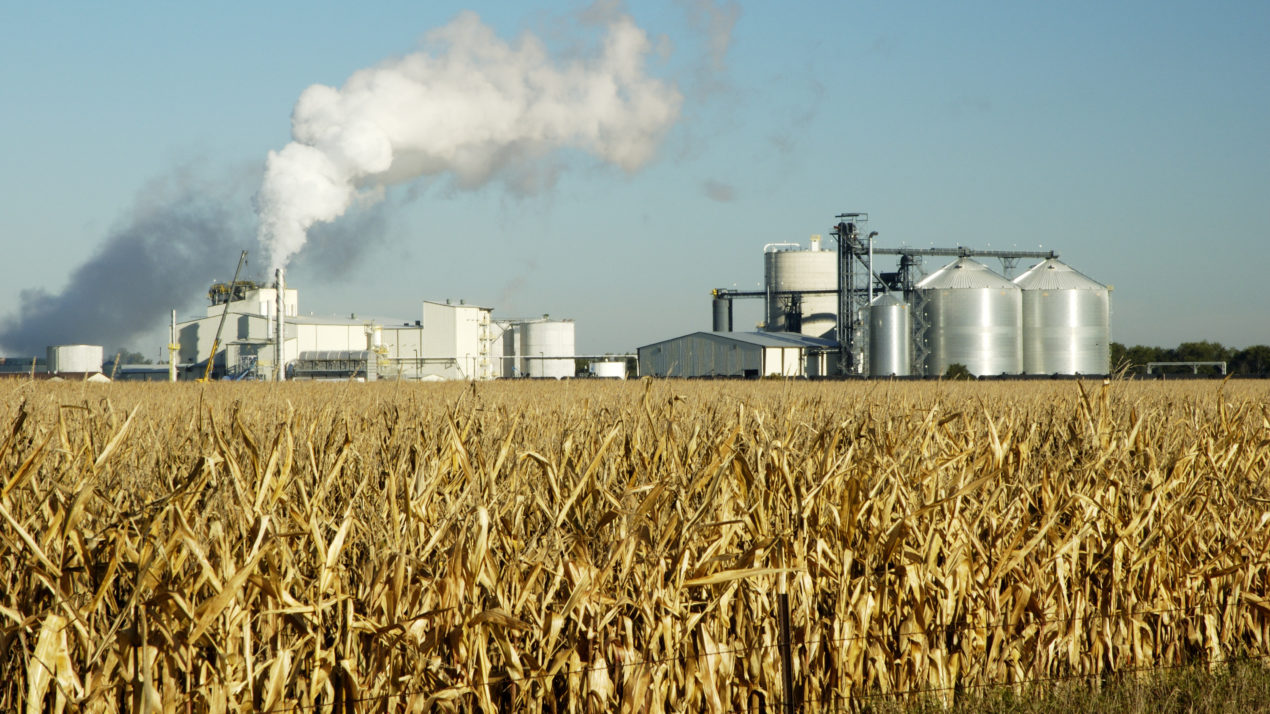 What Do High Corn And Fuel Prices Mean For Wisconsin Ethanol?
