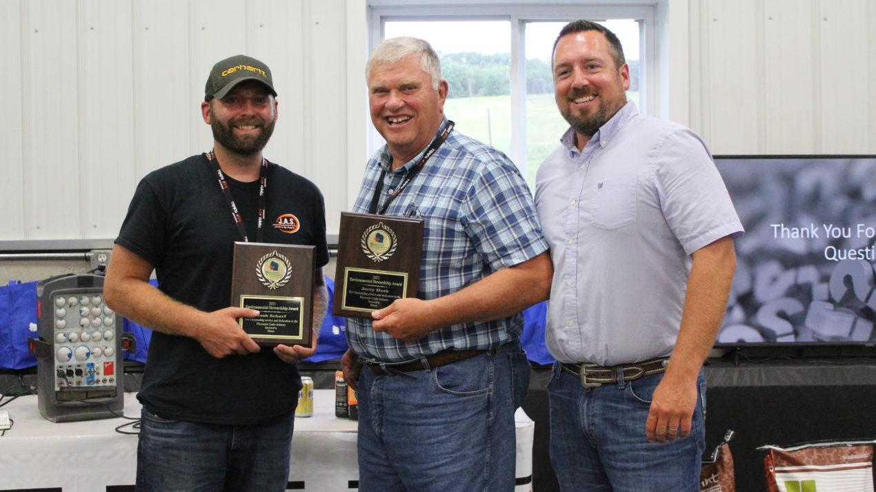 Cattlemen Recognized For Stewardship