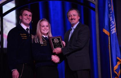 FFA Proficiency Winners Named