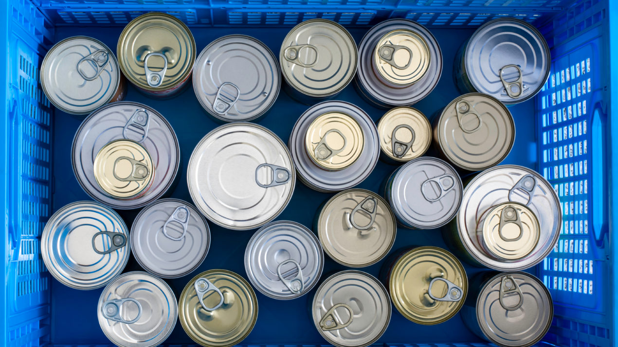 Wisconsin FFA Plans Food Drive