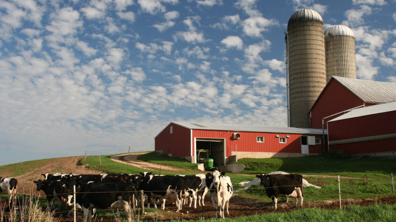 Big Week For Wisconsin Farmers