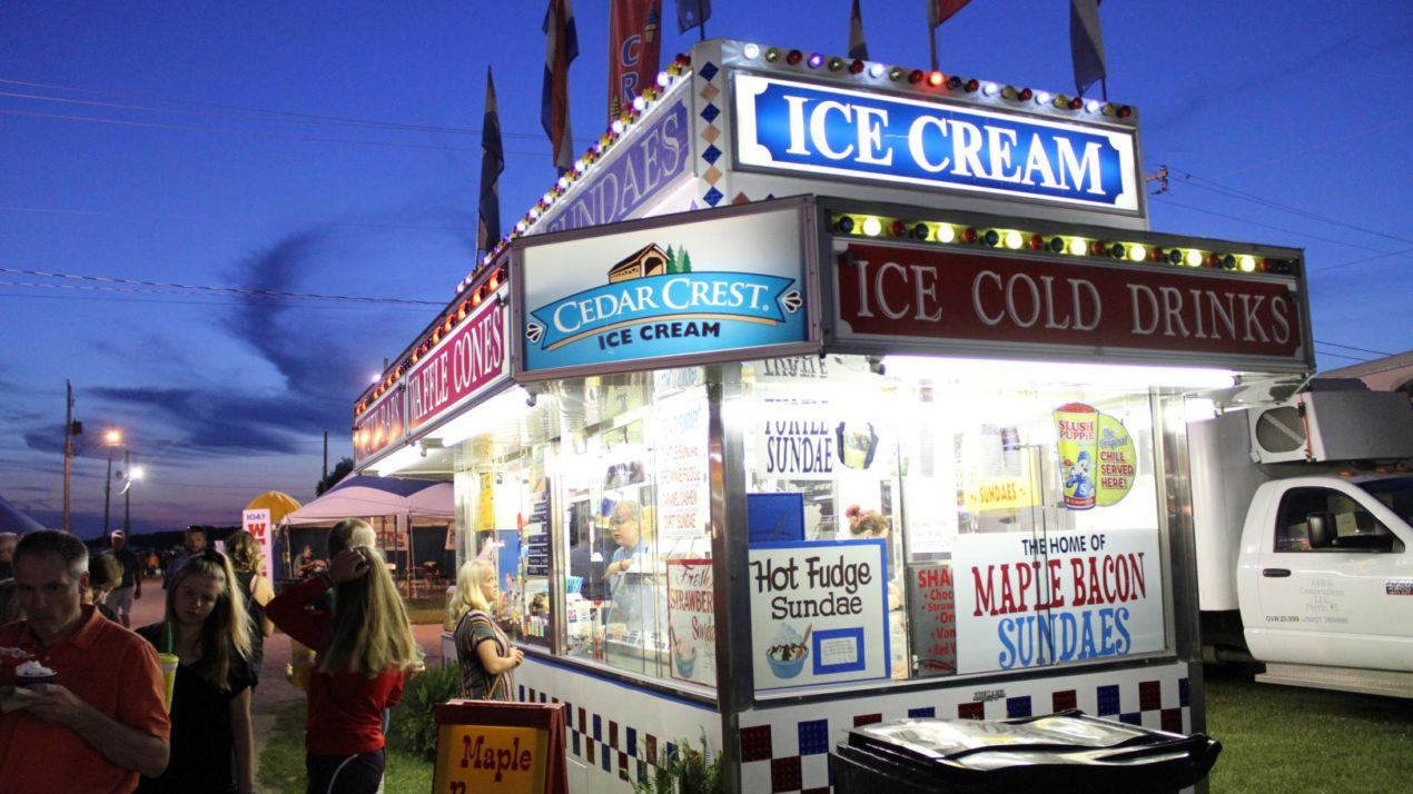 Check Out The Dodge County Fair