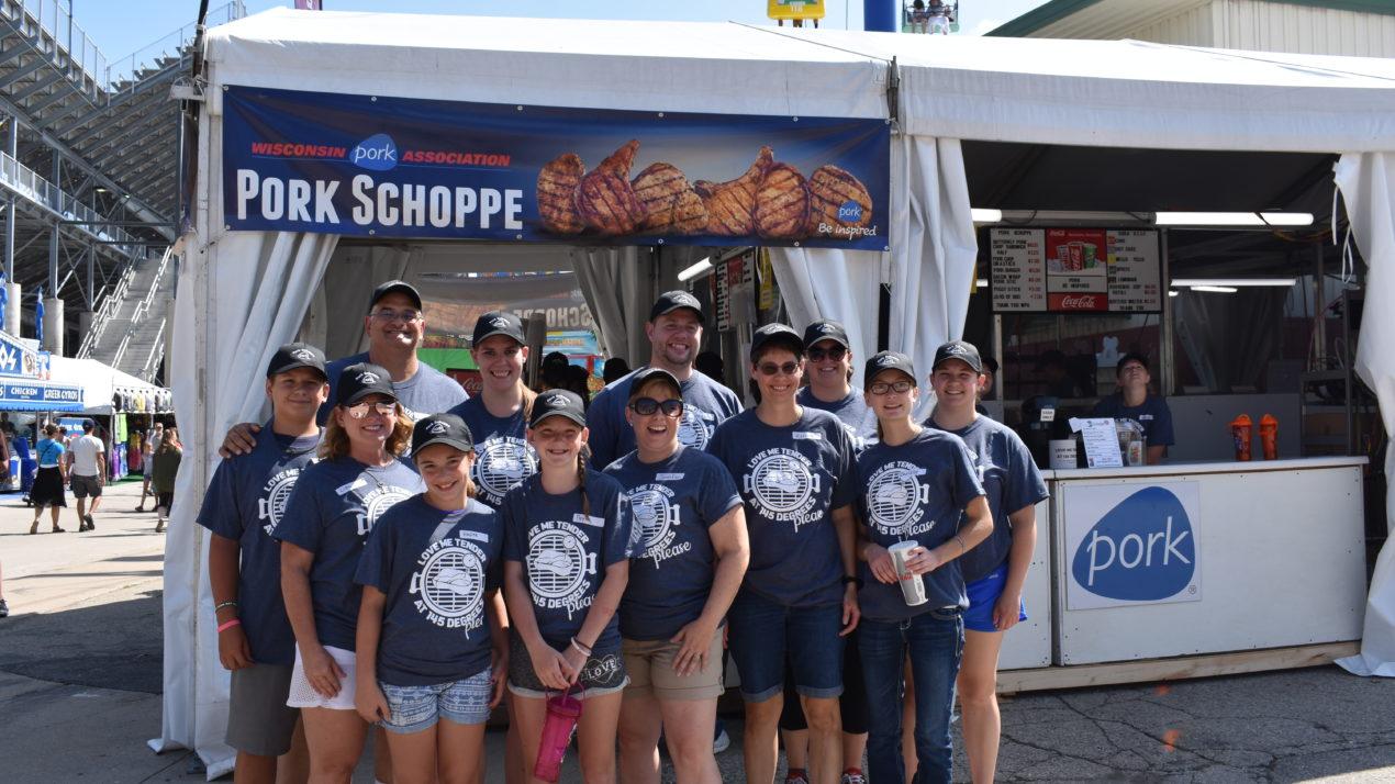 Stop At Pork Schoppe