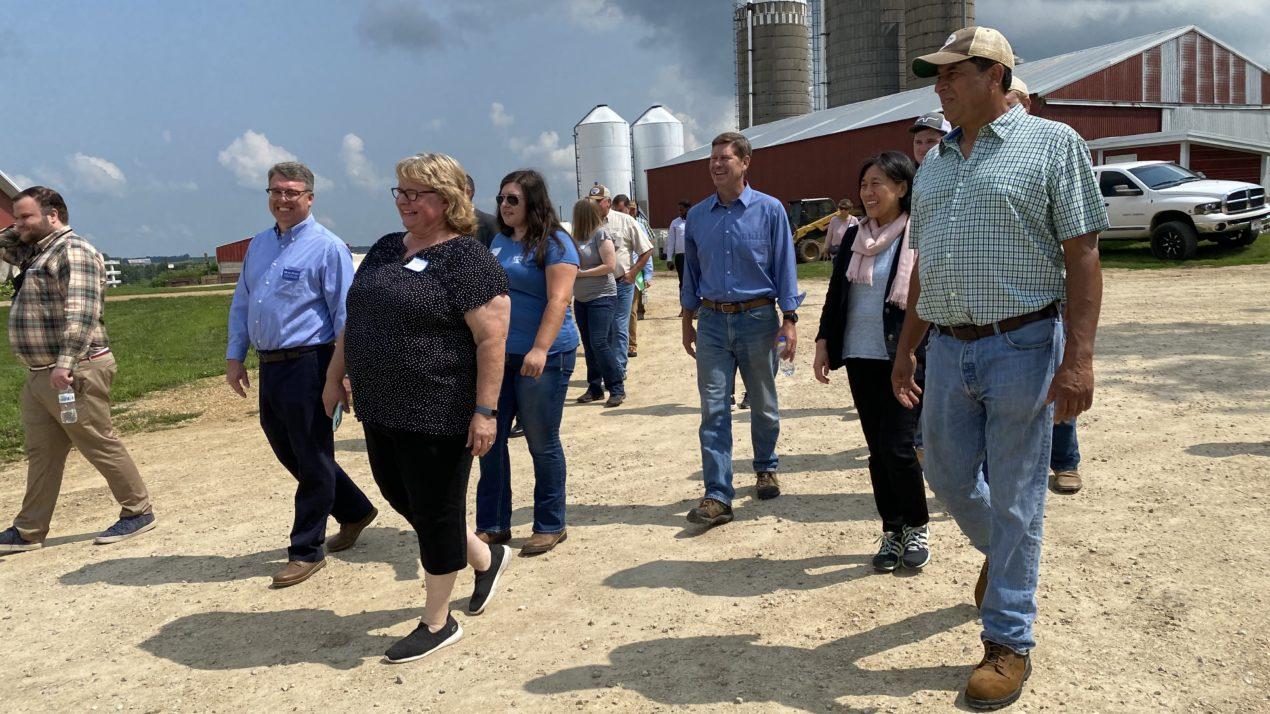 Trade Ambassador Visits Wisconsin