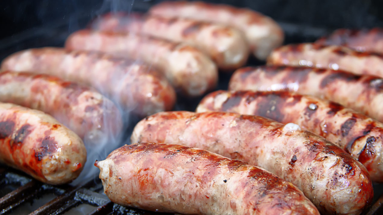 Governor's Meat Auction Raises $109K