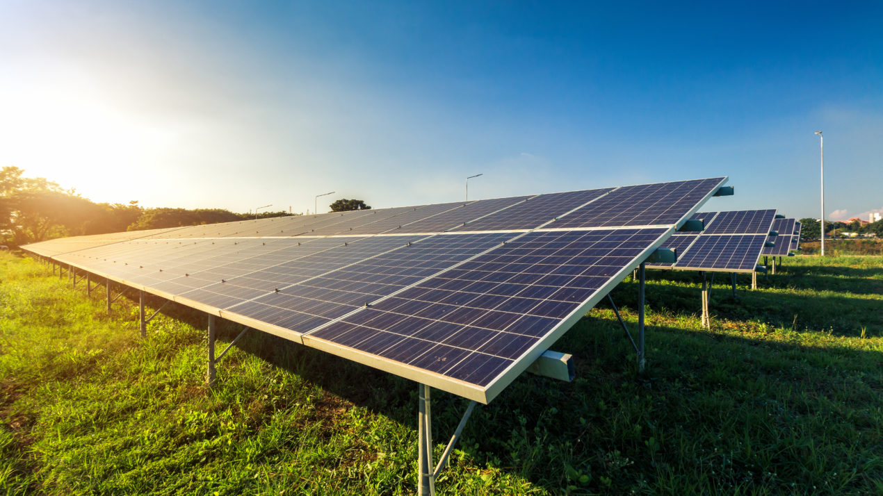 New Webpage For Solar Installations