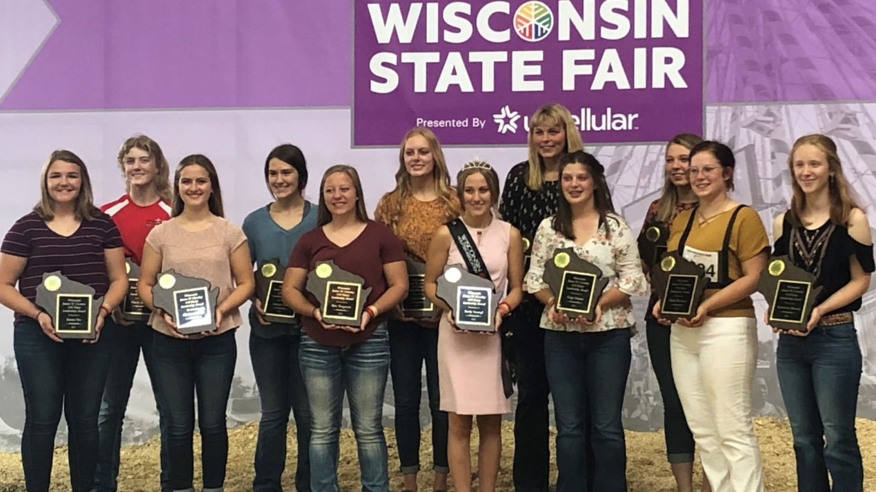 Youth Honored For Dairy Leadership