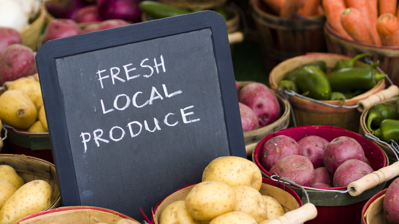 Midwest Ag Departments Say 'Buy Local'