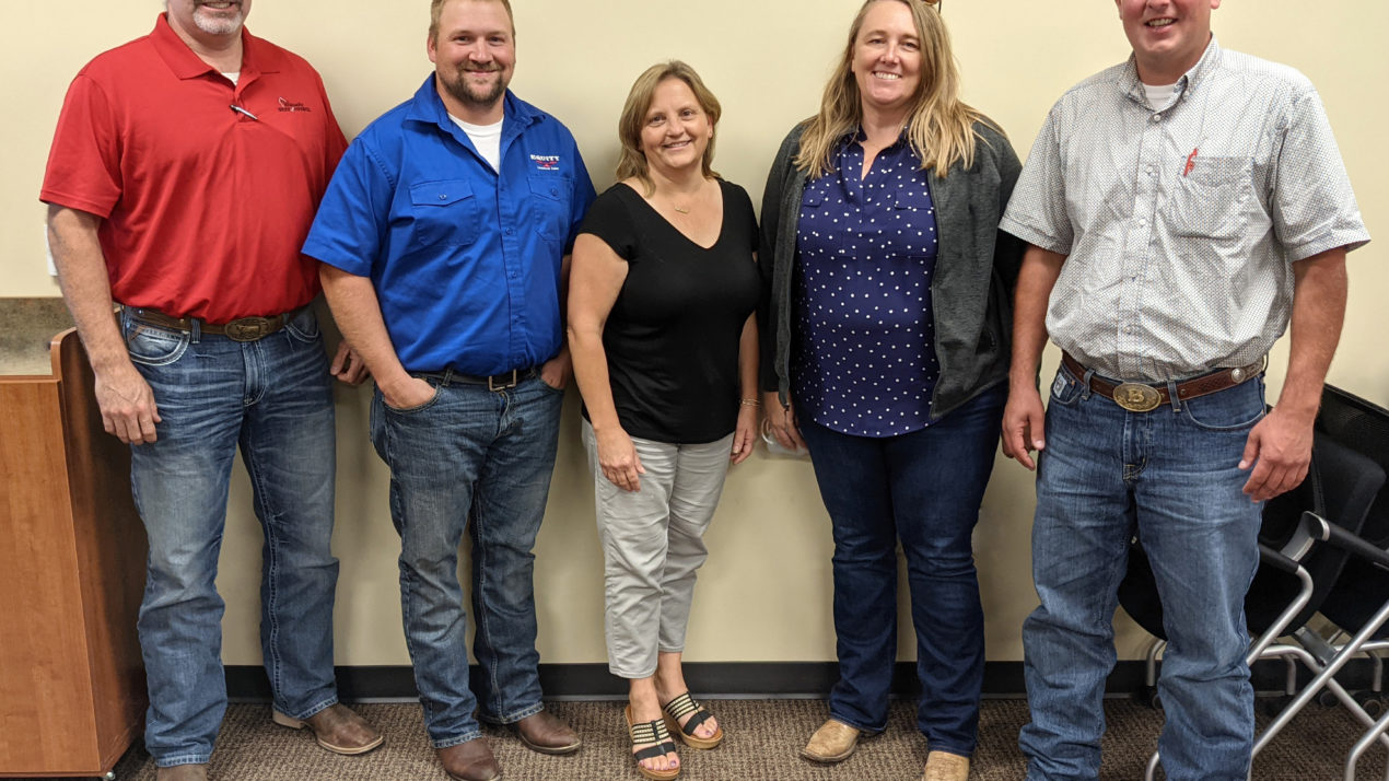 New Leadership For Beef Council